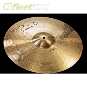 Paiste 4101416 Signature Precision 16 Crash CRASH CYMBALS