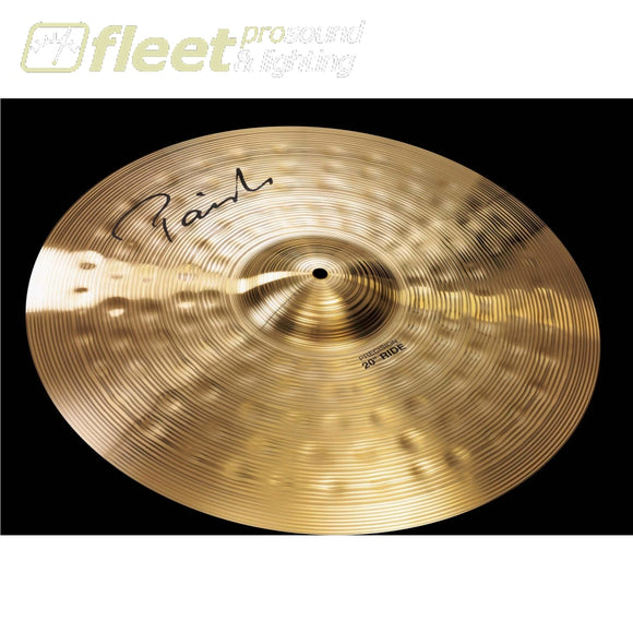 Paiste 4101620 Signature Precision 20 Ride RIDE CYMBALS