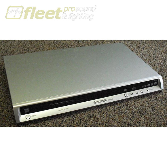 Panasonic Dvd Player Used Audio