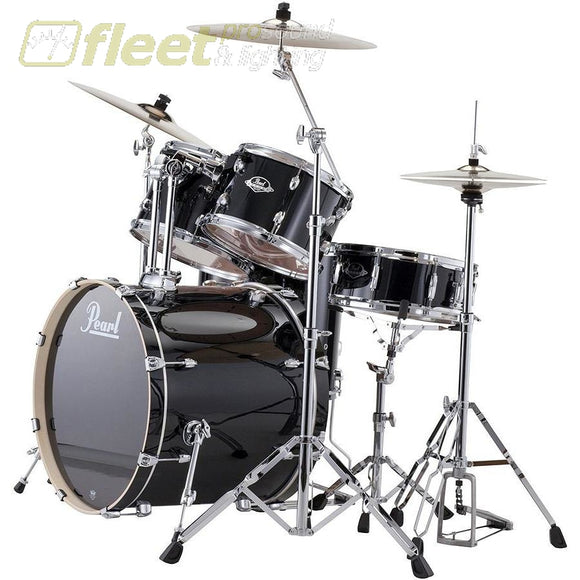 Pearl Export Series Jet Back Complete Drum Kit Exx725C31-Rsg Acoustic Drum Kits