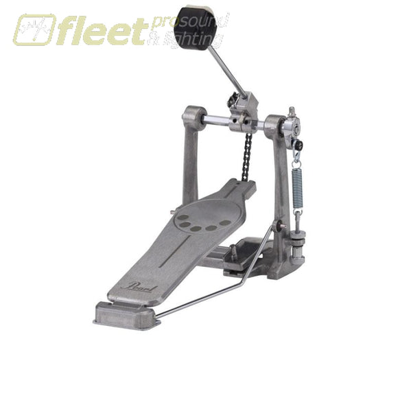 Pearl P-830 Single Kick Pedal - Chain Drive Kick Drum Pedals