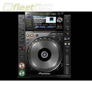 Pioneer Cdj-2000 Nexus Dj Player - Price Is Daily Rental Price Per Unit !! Rental Cd Players