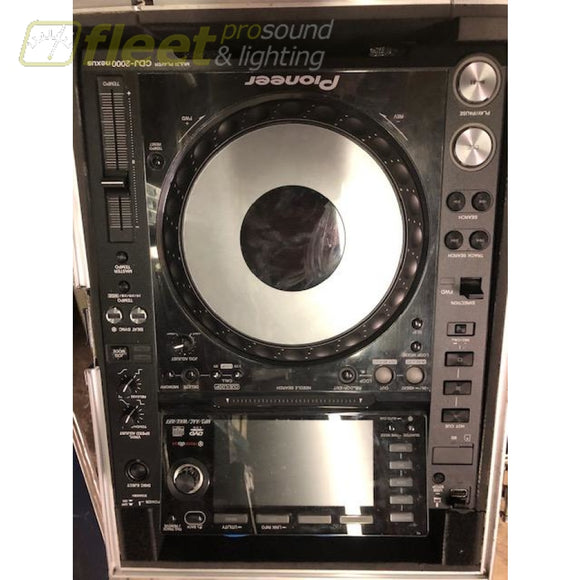 Pioneer CDJ-2000NEXUS Pro CD Player - AS IS USED MIXERS