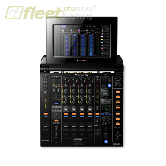 Pioneer Djm-Tour1 4 Channel Pro Dj Mixer With Screen 13In Dj Mixers