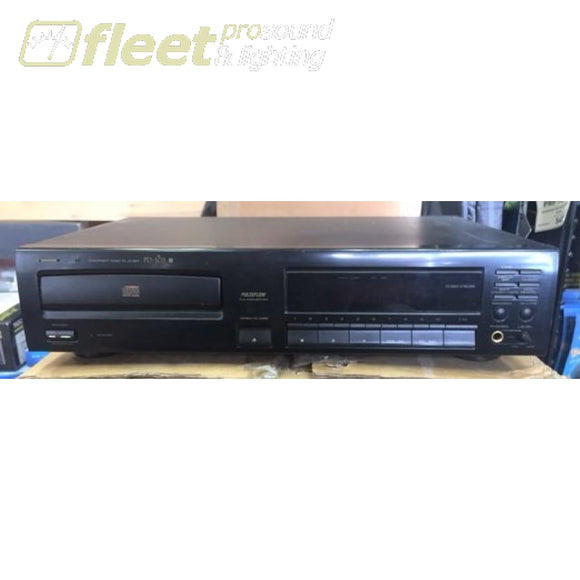 Pioneer Pp-103 Compact Disk Player - Used Used Audio