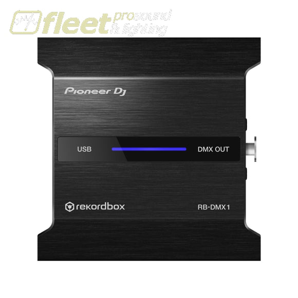 Pioneer RB-DMX1 Share DMX Interface for Rekordbox DJ Lighting Mode LIGHTING SOFTWARE