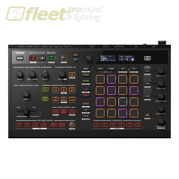 Pioneer TORAIZ-SQUID Mutlitrack Sequencer DJ MIXERS