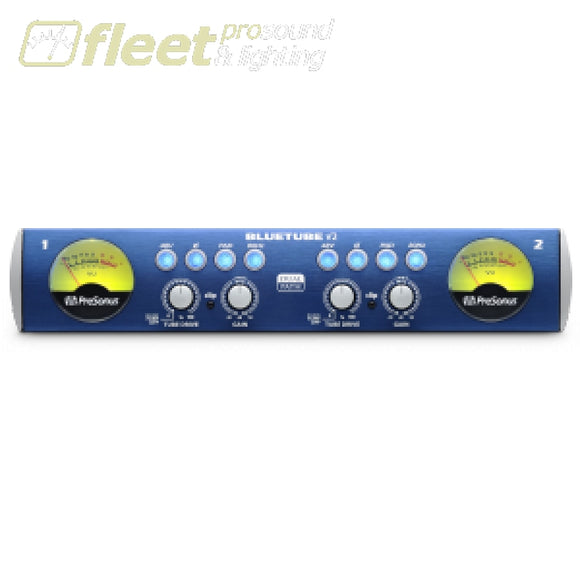 Mackie BlueTube-DP-V2 2-Channel Dual-path Mic/Instrument Preamp MIC PREAMPS