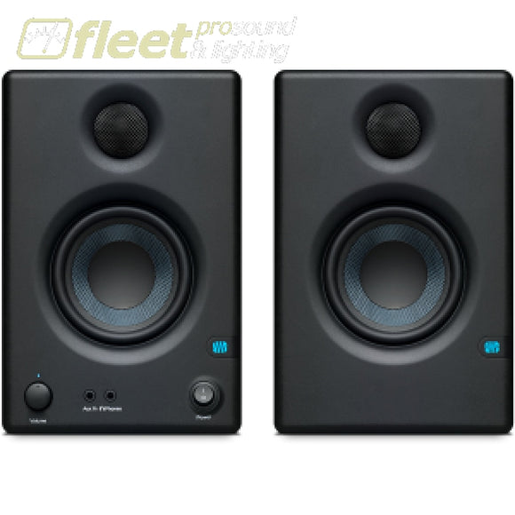 Presonus Eris E3.5 Active Media Reference Monitors Powered Studio Monitors - Full Range