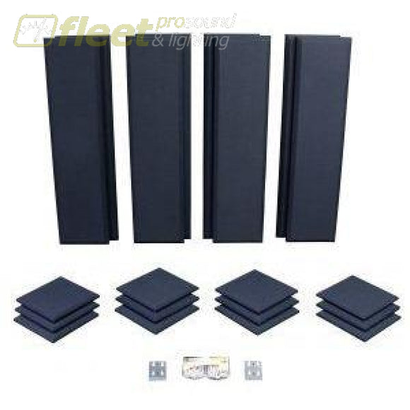 Primacoustic London 10 Acoustic Panel Kit - Black Acoustic Treatments & Control