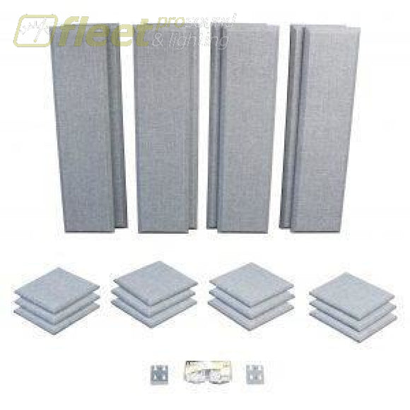 Primacoustic London 10 Acoustic Panel Kit - Grey Acoustic Treatments & Control