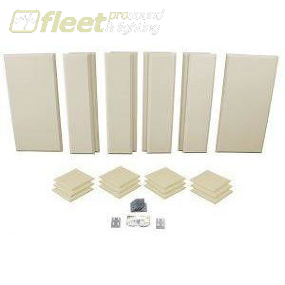 Primacoustic London 12 Acoustic Panel Kit - Beige Acoustic Treatments & Control