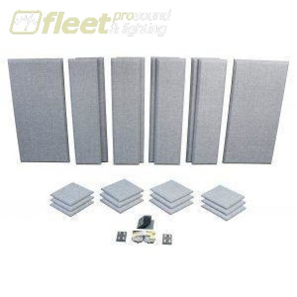 Primacoustic London 12 Acoustic Panel Kit - Grey Acoustic Treatments & Control