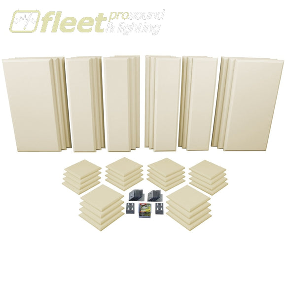Primacoustic London 16 Acoustic Panel Kit - Beige Acoustic Treatments & Control