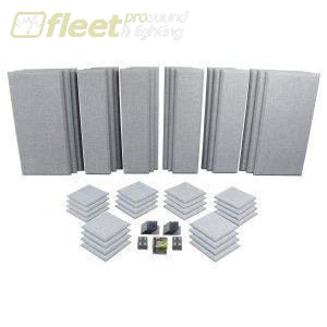 Primacoustic London 16 Acoustic Panel Kit - Grey Acoustic Treatments & Control
