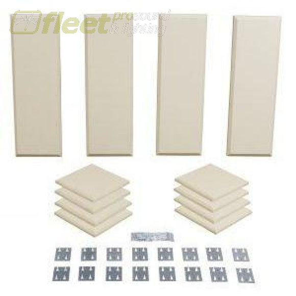 Primacoustic London 8 Acoustic Panel Kit - Beige Acoustic Treatments & Control