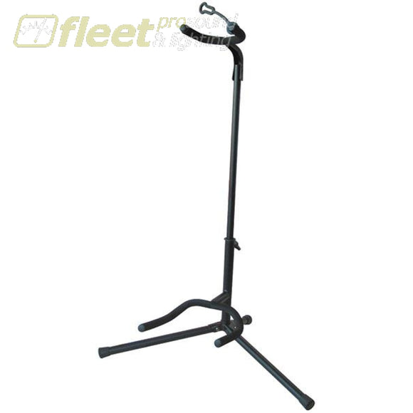 Profile Gs100B Single Guitar Stand Guitar Stands