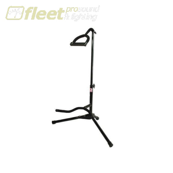 Profile GS450 Black Guitar Stand w/ Rubber Padding Neck Support GUITAR STANDS