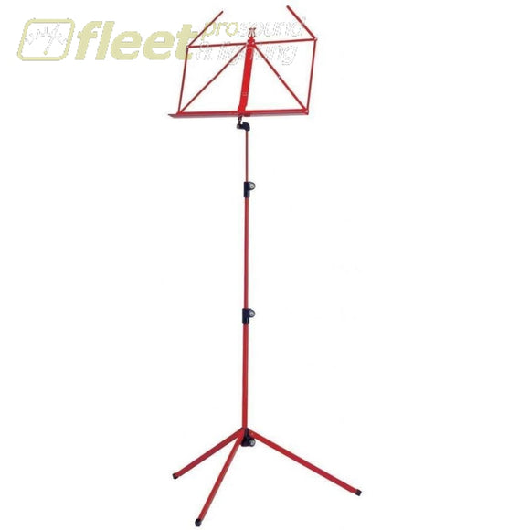 Profile Ms033Rp Music Stand - Red Music Stands