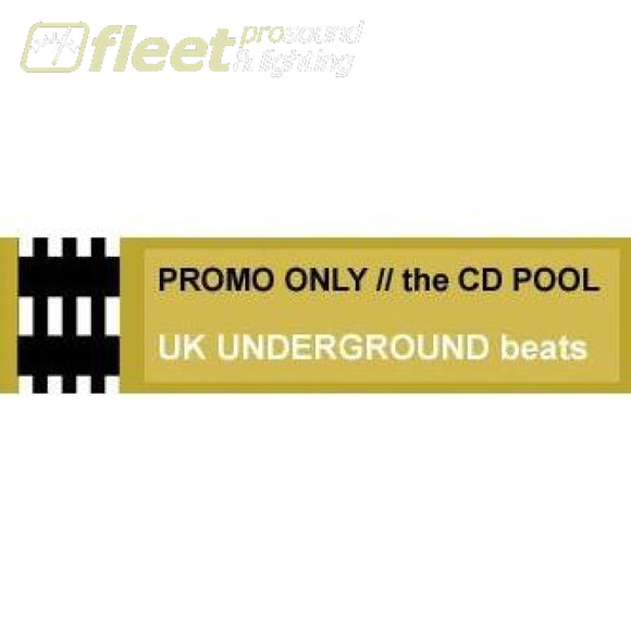 Promo Only Underground Beats Music Cds