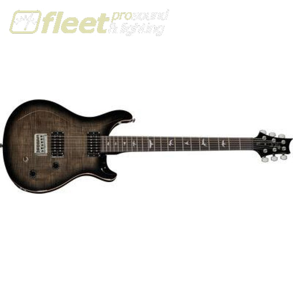 PRS SE 277CA Baritone Electric Guitar - Charcoal Burst BARITONE ELECTRIC GUITARS
