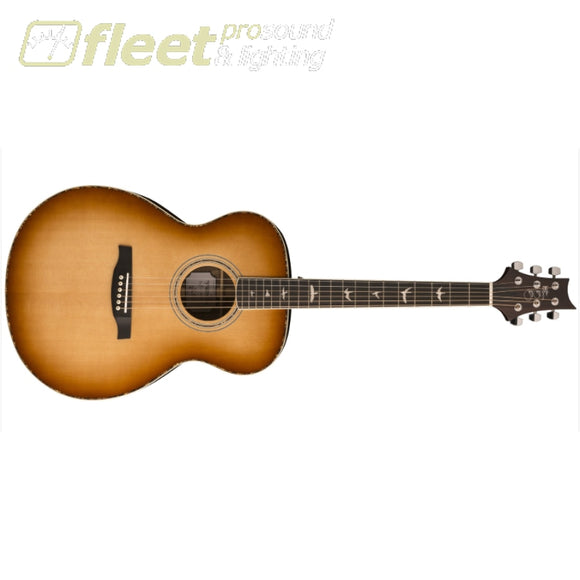 PRS TE40ETS Tonare Acoustic Guitar w/ Case - Vintage Sunburst 6 STRING ACOUSTIC WITH ELECTRONICS