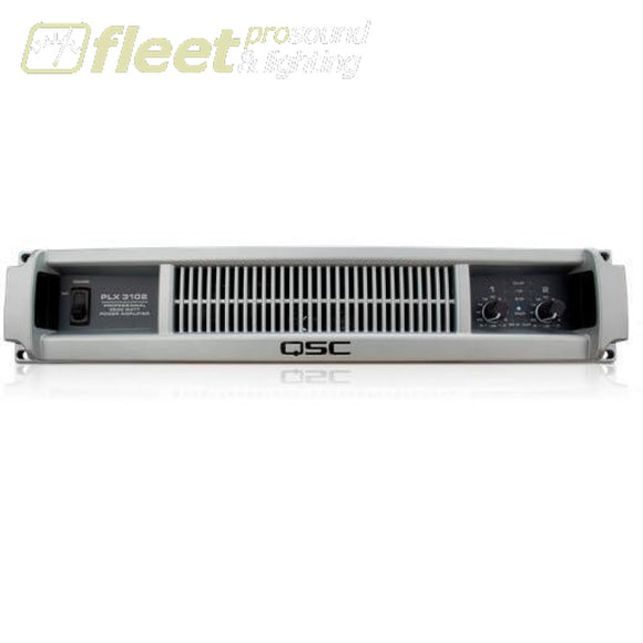 QSC PLX3102 Lightweight Amp AMPLIFIERS-PROFESSIONAL