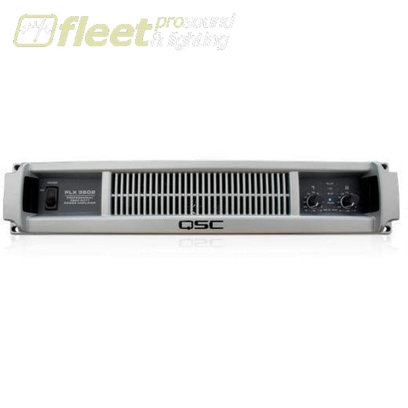 QSC PLX3602 Lightweight Amp AMPLIFIERS-PROFESSIONAL
