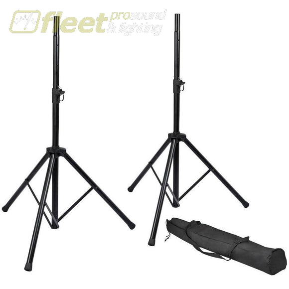 Quiklok S-171Pak Tripod Speaker Stand (Pair) With Bag Speaker Stands & Mounts