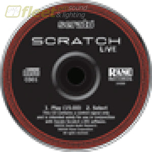Rane Scratch Live Control Cd&#39S Dj Software
