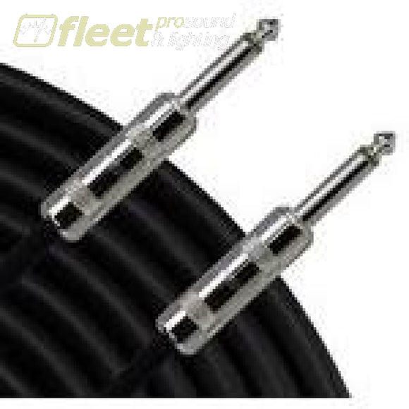 Rapco H14-10 - 10 Speaker Cable 1/4To 1/4 Speaker Cables