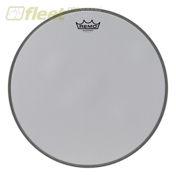Remo 22 Silentstroke Mesh Bass Drum Head Item ID: SN-1022-00 DRUM SKINS