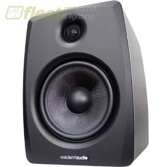 Resident Audio Ram8 Active Nearfield Studio Monitor Powered Studio Monitors - Full Range