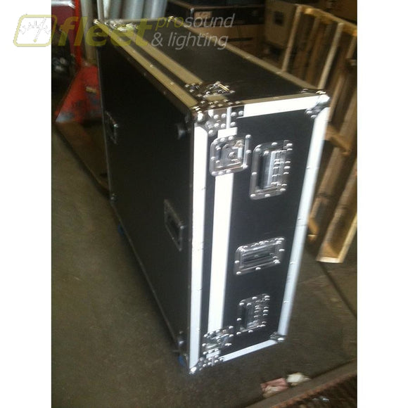 Road Ready Case For Mackie Tt24 Digital Mixer With Casters Like New -Used Used Cases