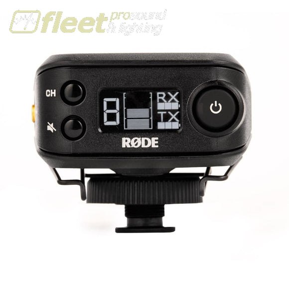 RODE RX-CAM Camera-Mounted Wireless Receiver WIRELESS COMPONENTS