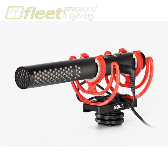 Rode Video Mic NTG Shotgun Microphone SHOTGUN MICS