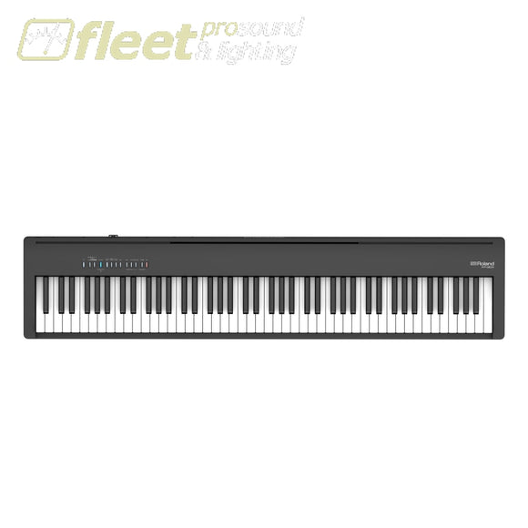 Roland FP-30X 88 Note Digital Piano - Black DIGITAL PIANOS