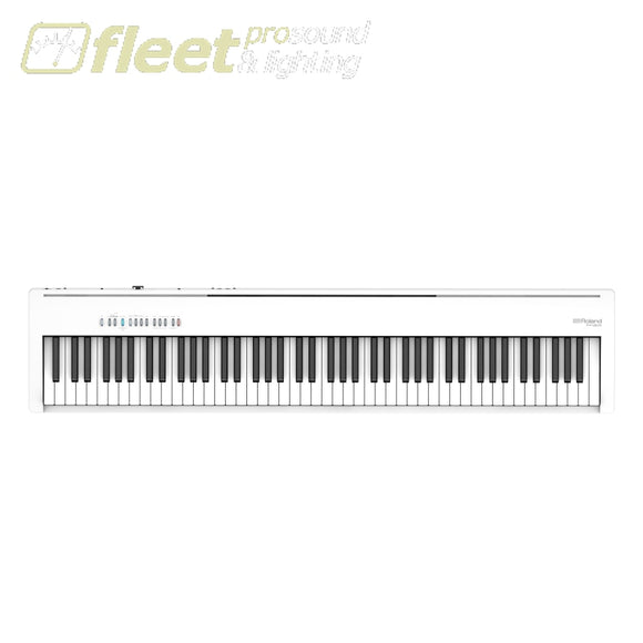 Roland FP-30X-WH 88 Note Digital Piano - White DIGITAL PIANOS