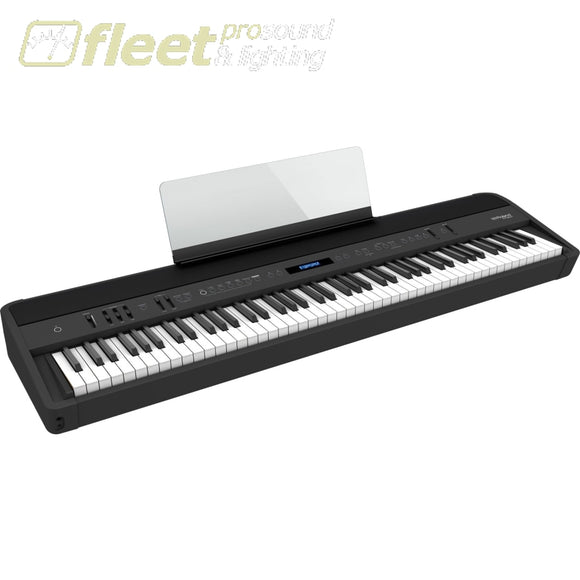 ROLAND FP-90X-BK DIGITAL PIANO - BLACK DIGITAL PIANOS