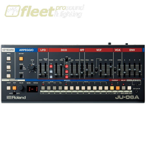 Roland JU-06A Sound Module KEYBOARDS & SYNTHESIZERS