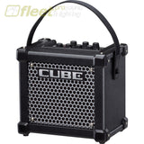 Roland Micro Cube Gx Micro Battery Powered Guitar Amp W/5 Speaker Guitar Combo Amps