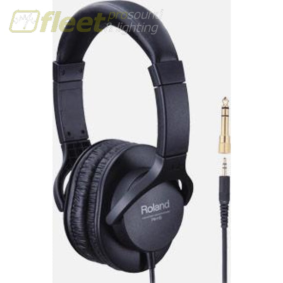 ROLAND RH-5 HEADPHONES STUDIO HEADPHONES