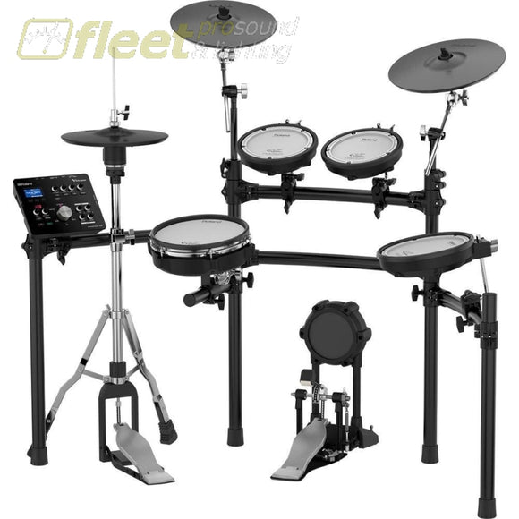 Roland Td-25K V-Drums 8-Piece Electronic Drumset With Drum Module Electronic Drum Kits