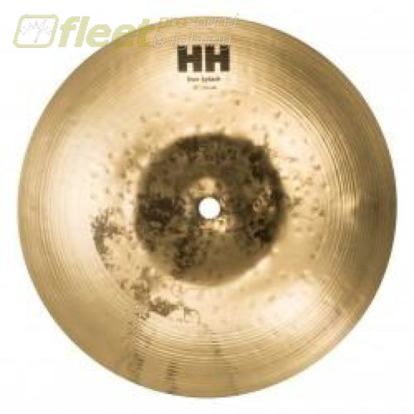 Sabain 12107 HH 21 Medium Thin Crash Cymbal CRASH CYMBALS