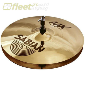 Sabian 21402X Aax 14 Stage High Hats Hi-Hat Cymbals