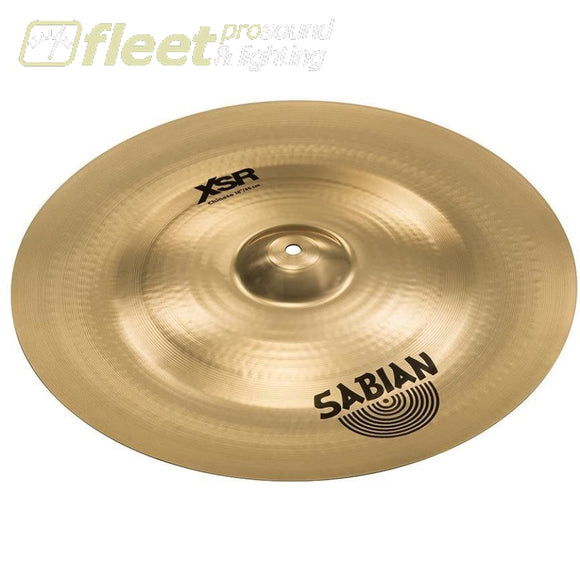Sabian Xsr1816B 18 Chinese Drum Cymbal China Cymbals