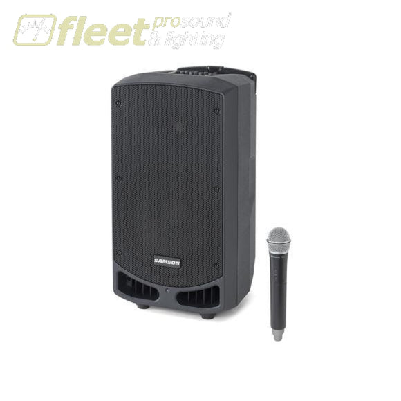 Samson Expedition XP310W - Rechargeable Portable PA with Handheld Wireless System and Bluetooth PORTABLE SOUND SYSTEMS