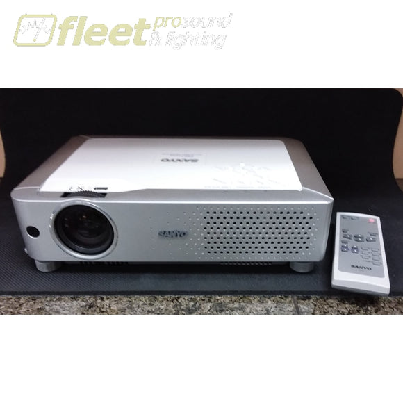 Sanyo PLC-XU74 LCD Projector - Used USED VIDEO