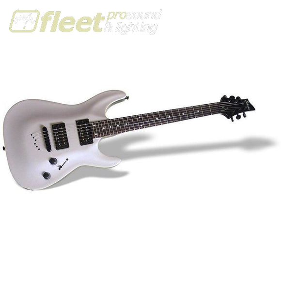 Schecter C-1 Silver Top SOLID BODY GUITARS