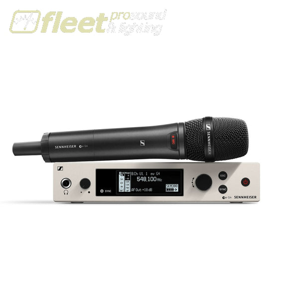 Sennheiser Ew 300 G4-865-S-Aw+ Wireless Handheld Microphone System Hand Held Wireless Systems